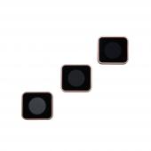 Комплект филтри PolarPro Cinema Collection Shutter за GoPro GoPro HERO 7/6/5 Black