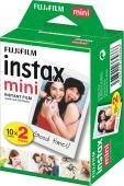 Моментален филм Fuji Instax mini Glossy 2х10 листа