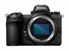Фотоапарат Nikon Z7 тяло + Фоточанта Nikon кожена CS-P14