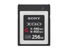 Памет XQD Sony 256GB G Series (R-440 - W400 MB/s)