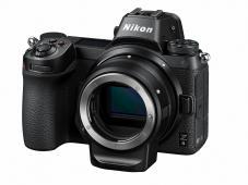 Фотоапарат Nikon Z6 тяло + преходник Nikon FTZ