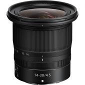 Обектив Nikon Z Nikkor 14-30mm f/4 S