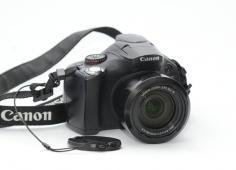 Фотоапарат Canon Power Shot SX30 IS + батерия