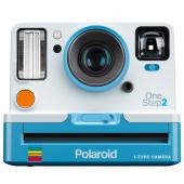 Моментален фотоапарат Polaroid OneStep 2 VF Summer Blue