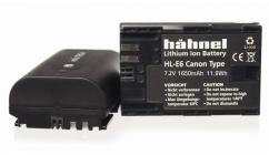 Батерия Hahnel Li-Ion HL-E6 заместител на Canon LP-E6