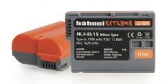 Батерия Hähnel Li-Ion Extreme HLX-EL15 (заместител на Nikon EN-EL15)