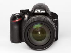 Фотоапарат Nikon D3200 Balck kit (18-105mm f/3.5-5.6 VR)