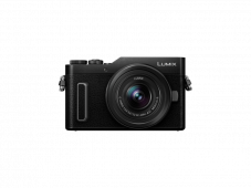 Фотоапарат Panasonic Lumix GX880 + Обектив Panasonic Lumix G VARIO 12-32mm f/3.5-5.6 ASPH. MEGA O.I.S. - Черен