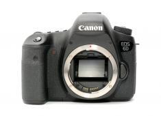 Фотоапарат Canon EOS 6D тяло