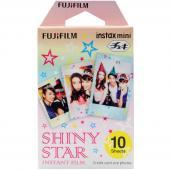 Моментален филм Fuji Instax mini Shiny Star (10 листа)