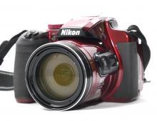Фотоапарат Nikon Coolpix B700 Red