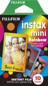 Моментален филм Fuji Instax mini Rainbow (10л.)