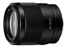 Обектив Sony FE 35mm F1.8