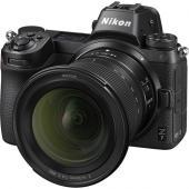 Фотоапарат Nikon Z6 тяло + преходник Nikon FTZ + Обектив Nikon Z Nikkor 14-30mm f/4 S