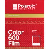 Моментален филм Polaroid 600 Color - Festive Red