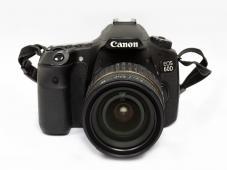 Фотоапарат Canon 60D + Обектив Tamron AF 17-50mm F/2.8 IF
