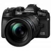 Фотоапарат Olympus OM-D E-M1 Mark III + обектив Olympus M.Zuiko Digital ED 12-100mm f/4 IS PRO