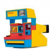 Моментален фотоапарат Polaroid 600 MTV Limited Stereo Cam