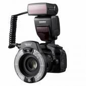 Макро рингова светкавица YONGNUO YN14EX II за Canon