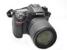Фотоапарат Nikon D7100 kit (18-105mm VR) + чанта Nikon + 2бр. батерии Hahnel Extreme + дистанционен спусък ML-L3 + SD Карта 8GB