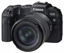 Фотоапарат Canon EOS RP тяло + Обектив Canon RF 24-105mm f/4-7.1 IS SТM