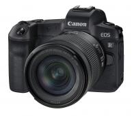Фотоапарат Canon EOS R тяло + Обектив Canon RF 24-105mm f/4-7.1 IS SТM