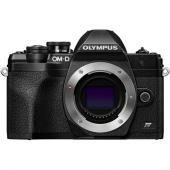 Фотоапарат Olympus OM-D E-M10 IV Body Black