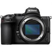 Фотоапарат Nikon Z5 Body + Обектив Nikon NIKKOR Z 24-200mm f/4-6.3 VR