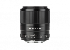 Обектив Viltrox Compact 23mm f1.4 X-mount за Fujifilm