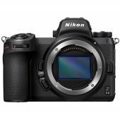 Фотоапарат Nikon Z6 II тяло + Адаптер Nikon FTZ + Обектив Nikon NIKKOR Z 24-200mm f/4-6.3 VR