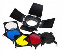 Комплект клапи, пчелна пита и цветни филтри Dynaphos Sprite