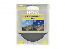 Филтър Hoya CPL (PHL) SLIM 55mm