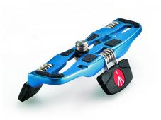 Ултра компактен статив Manfrotto MP1-BU (Blue)