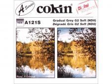 Филтър Cokin Gradual Grey G2 Soft (A121S)