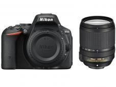 Фотоапарат Nikon D5500 Black тяло + Обектив Nikon AF-S DX Nikkor 18-140mm f/3.5-5.6G ED VR