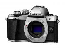 Фотоапарат Olympus OM-D E-M10 Mark II Silver тяло