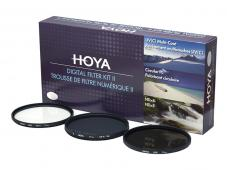 Комплект филтри Hoya Digital Kit II 77mm