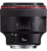 Обектив Canon EF 85mm f/1.2L II USM