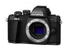 Фотоапарат Olympus OM-D E-M10 Mark II Black тяло