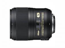 Обектив Nikkor 60mm f/2.8G AF-S Micro