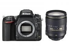 Фотоапарат Nikon D750 тяло + Обектив Nikon AF-S Nikkor 24-120mm f/4G ED VR + NITERCORE UNK1 CHARGER USB