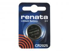 Батерия Renata Lithium CR2025