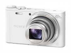 Фотоапарат Sony Cyber-Shot DSC-WX350 White