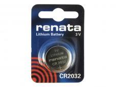 Батерия Renata Lithium CR2032