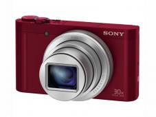Фотоапарат Sony Cyber-Shot DSC-WX500 Red