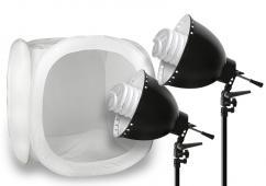 Webshop 110R комплект за предметна фотография