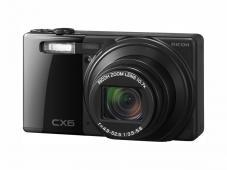 Фотоапарат Ricoh CX6 Black