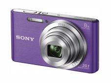 Фотоапарат Sony Cyber-Shot DSC-W830 Purple
