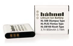 Батерия Li-Ion Hahnel HL-DB100 (заместител на Ricoh DB-100)