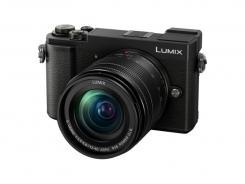 Фотоапарат Panasonic Lumix GX9 Black +  Обектив Panasonic Lumix G VARIO 12-60mm f/3.5-5.6 ASPH. POWER O.I.S. +  батерия Panasonic Lumix DMW-BLG10